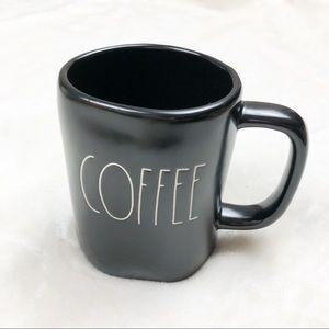 "Rae Dunn | ""Coffee"" Mug | Black"